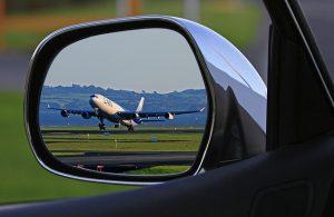 Samolot w lusterku do test5