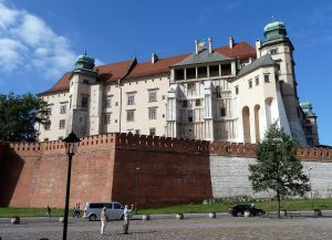 Podróż do Krakowa